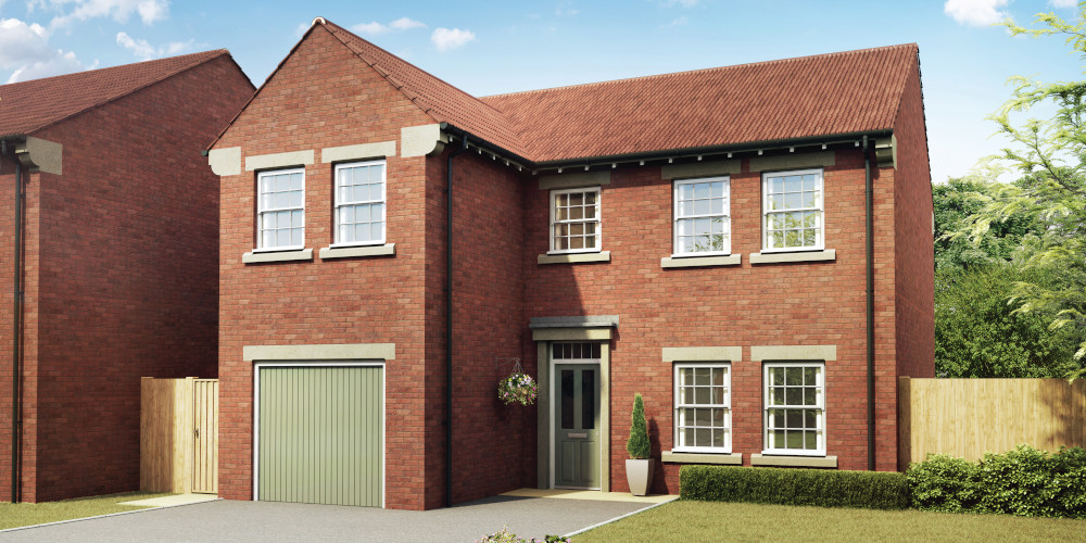 Stunning new homes in Altofts!
