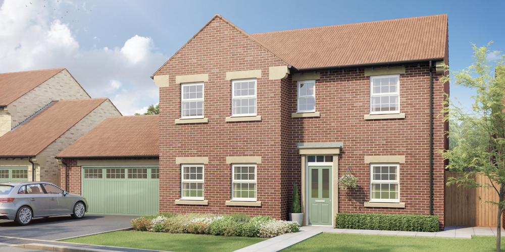 Luxury new homes for sale in Brayton