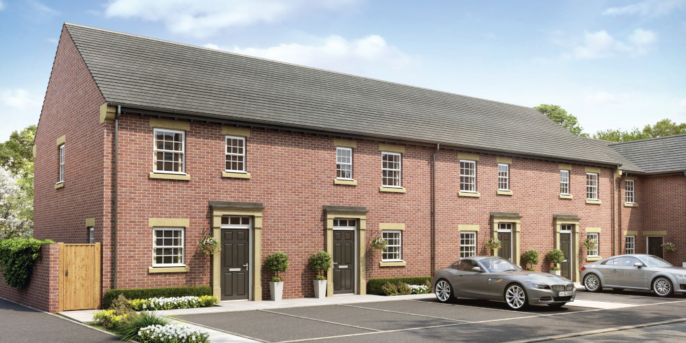 Beautiful new homes in Gilberdyke!