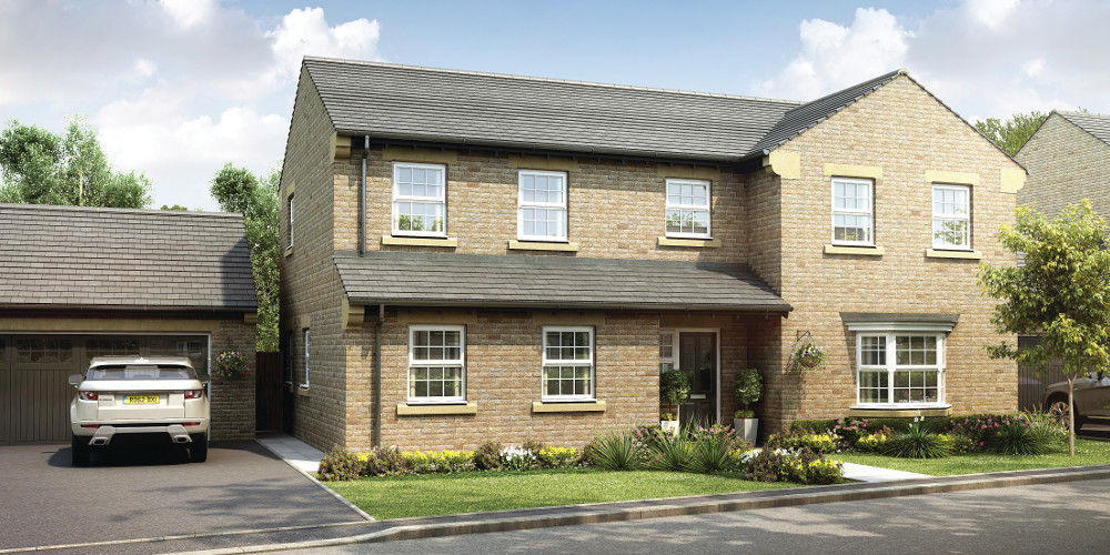 Stunning new homes for sale in Holmfirth