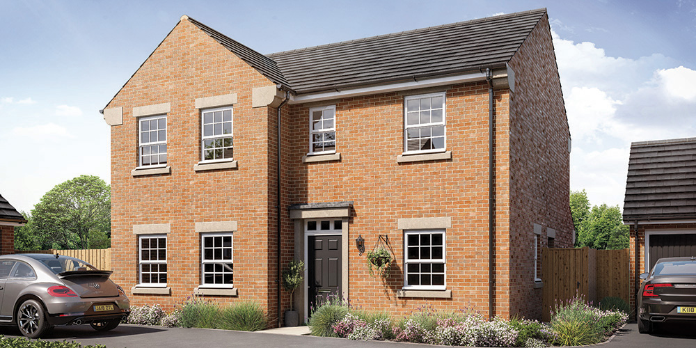 Stunning new homes for sale in Penistone