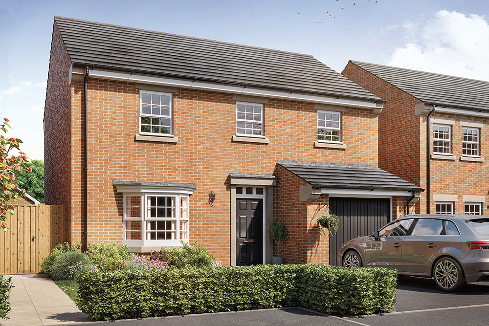 New homes for sale in Penistone - The Chichester - Orion Homes