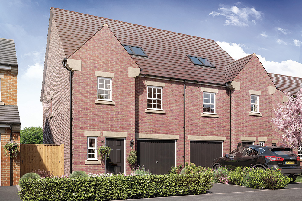 New homes for sale in Penistone - Plot 5 - The Dartmouth - Orion Homes